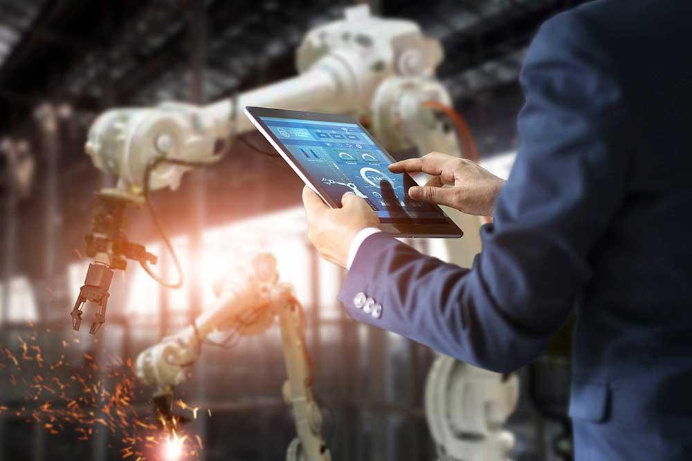 Advanced robotics - main banner image